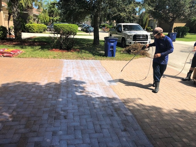 Applying Paver Sealants, Fort Myers Pressure Washing, Naples Pressure Cleaning, Bonita Springs Pressure Cleaners, Cape Coral Pressure Cleaners, Fort Myers Paver Cleaning and Sealing, Naples Paver Cleaning and Sealing,