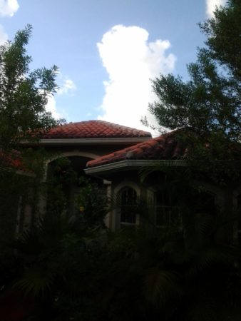 Cape Coral - Front Before, Naples Roof Cleaning, Fort Myers Roof Cleaners, Bonita Springs Roof Cleaner, Cape Coral Roof Cleaning, Roof Cleaning Company, Roof Cleaning Services, Pressure Washing Companies, Pressure Cleaning Companies, Pressure Washing Services, Pressure Cleaning Company, Paver Cleaning and Sealing, Roof Sealing