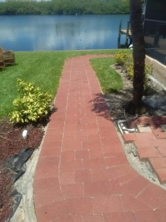 Naples, Fort Myers, Cape Coral, Paver Cleaning and Sealing - Naples