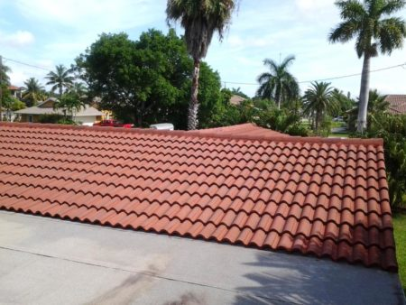 house 2 After roof flat, Naples Roof Cleaning, Fort Myers Roof Cleaners, Bonita Springs Roof Cleaner, Cape Coral Roof Cleaning, Roof Cleaning Company, Roof Cleaning Services, Pressure Washing Companies, Pressure Cleaning Companies, Pressure Washing Services, Pressure Cleaning Company, Paver Cleaning and Sealing, Roof Sealing