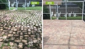 Pavers Enhance 4 Before After, Fort Myers Pressure Washing, Naples Pressure Cleaning, Bonita Springs Pressure Cleaners, Cape Coral Pressure Cleaners, Fort Myers Paver Cleaning and Sealing, Naples Paver Cleaning and Sealing
