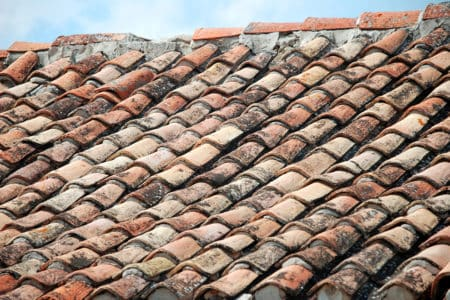pressure washing, cement roof tiles, roof tiles, roof cleaning